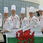 Olympic silver medallists to represent Wales in top culinary contest