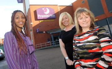 Coventry hotel helps homeless teen start a new life and career