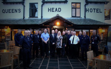 The Queens Head reopens its doors following a £2 Million Investment