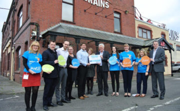 Wales' leading brewer raises over £100,000 for Tenovus Cancer Care