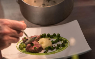 Celebrity chef cooks up a treat for racecourse diners