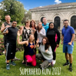 Hotel Superheroes 'Save the Day' in 10K Charity Run