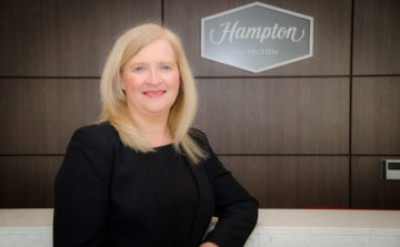 Key appointment checks in as Hampton by Hilton targets growth