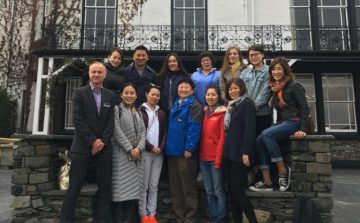 Lake District China Forum hosts Chinese tourism experts