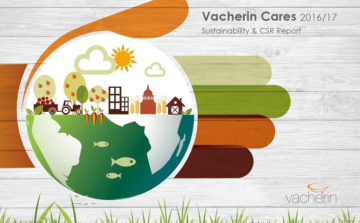 'Success and sustainability still go hand-in-hand' says Vacherin