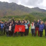"""""""An Admirable Effort"""" – 30 strong team from Admiral Taverns scale highest peak in England"""