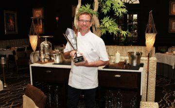 "Hospitality industry honours ""Scotland's perfect culinary ambassador"""