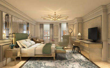 Mandarin Oriental Hyde Park, London launches new rooms and suites