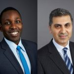 Two Sodexo employees among top BAME role models