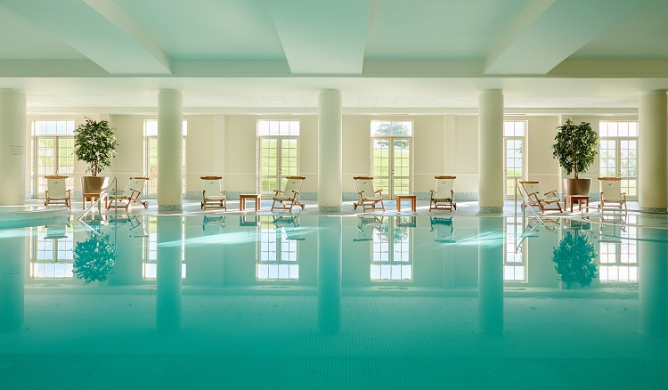 Fairmont St Andrews Launches Aqua Yoga Hospitality Catering News