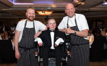 Fine Food from TV and Top Chefs serves up £60K at DEBRA's Butterfly Ball