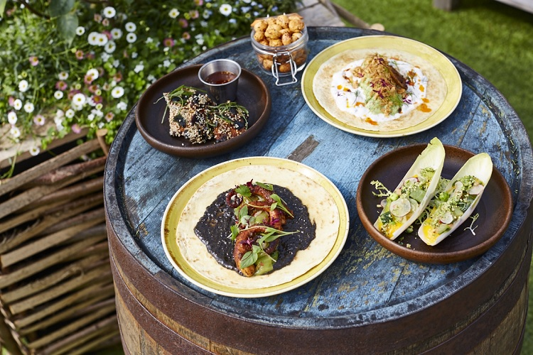 Foley s to launch a middle eastern taco pop up at john for Gardening tools john lewis