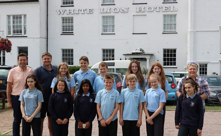 High School 'Dragons Den' winners invited to learn more about hospitality at iconic Aldeburgh hotels