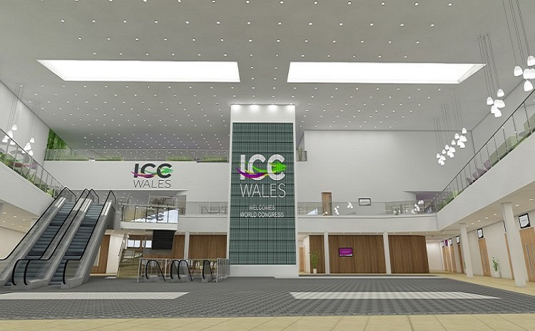 Stands In Expo : Icc wales confirms h c expo as its inaugural event in