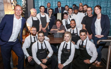 Marco Pierre White's support for IncuBabies raises £9,400