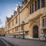 BaxterStorey increase hospitality offer at St Cross College, Oxford