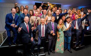BaxterStorey staff honoured at national awards