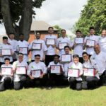 Hats off to the chefs: Sixteen graduate from Elior's Chef School