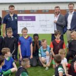 Manorview Group donate £19,000 to A&M Scotland