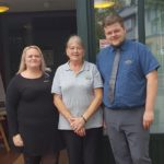 Runcorn family's 42 years of service at hotel