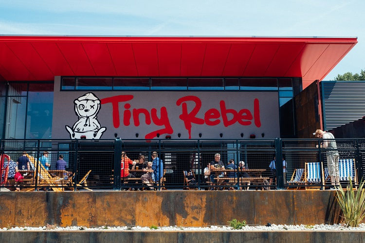 Blood, Stout and Tears.: Introducing - Tiny Rebel Brewing