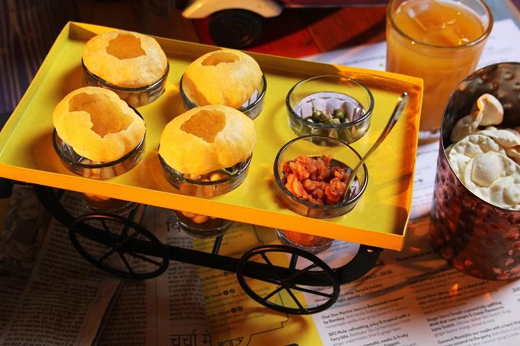 Chai Naasto Vegetarian Street Cafe