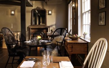 Hawkyns by Atul Kochhar at The Crown Inn, Amersham awarded coveted two AA Rosettes Award