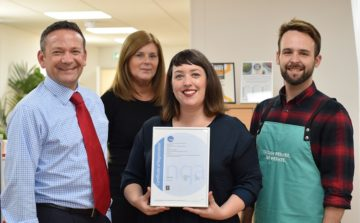 Bartlett Mitchell recognised for energy saving activities