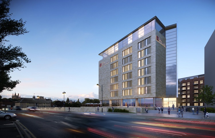 Belfast Firm To Open Hilton Hotel In Peterborough Hospitality Catering News