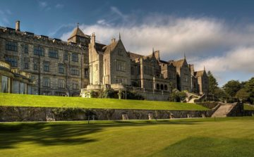 Bovey Castle in Devon and The Mount Somerset near Taunton celebrate new AA Red Star ratings