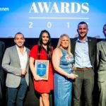 F3 takes home Innovation Award at Sports & Leisure Catering Awards