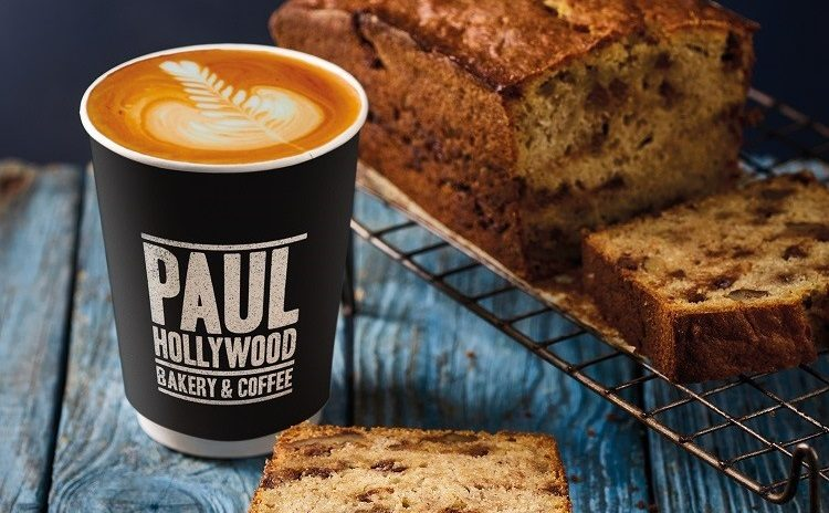 Paul Hollywood and SSP open KNEAD at Euston Station today