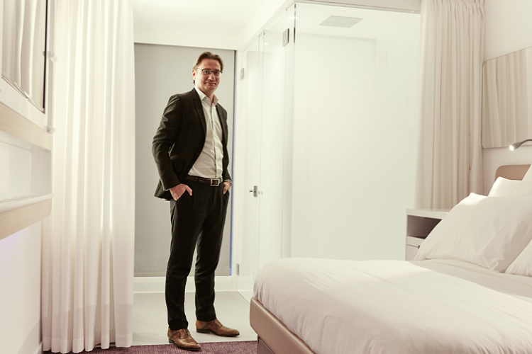 YOTEL secures $250m investment from Starwood Capital Group
