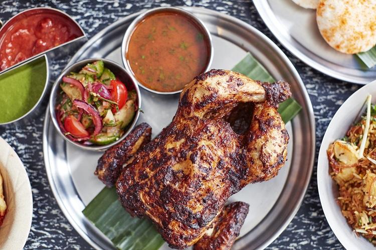 Dabbawala Restaurant London