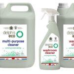 'Think clean – buy green' with Delphis Eco
