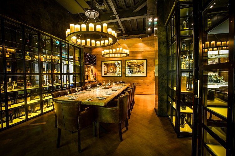 bar private dining west - photo #28