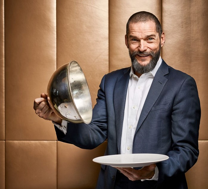 Five Minutes With... Fred Sirieix