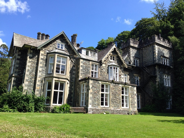Michelin Star Hotel Lake District