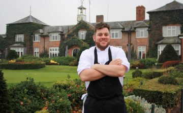 The Belfry appoints new Head Chef at signature restaurant