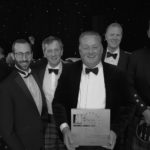 Chief Executive of the Year for Alban Denton of Loch Duart at HR Awards