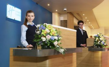First Holiday Inn Express to open in the Russian capital