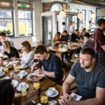 Gary Usher's Wreckfish, launches breakfast with Dan Doherty