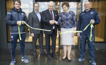 Hotel launches at home of sporting excellence in Edinburgh