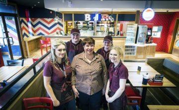 Pizza Hut Restaurants unveils refurbishment and jobs in Wigan