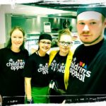 RBS and BaxterStorey Scotland raise £4,000 for STV Children's Appeal