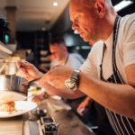 Tom Kerridge evening at Swanbourne's Betsey Wynne raises £20K for Hospitality Action