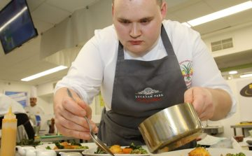 Thirteen chefs seek to become best in Wales in national finals