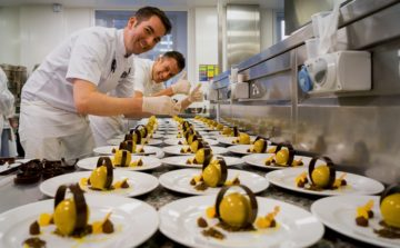 Top London Chefs inspire the next generation of talent at Westminster Kingsway College