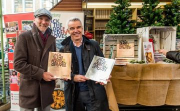 Baxterstorey launches back in the saddle at Borough Market event