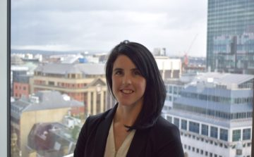 First dual-branded Manchester hotel names two key appointments